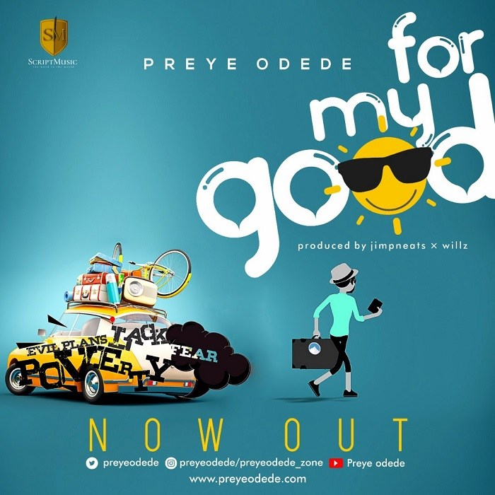 Preye-Odede-For-My-Good